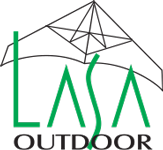 Logotipo da Lasa Outdoor