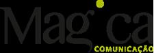 Logotipo da Magica Comunicação